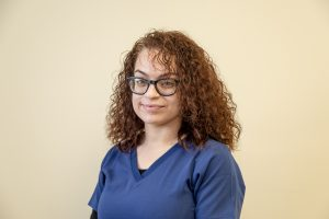 Kiara Arenas Physical Therapy Aide